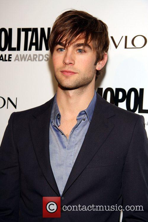 Chace Crawford and Fearless 1