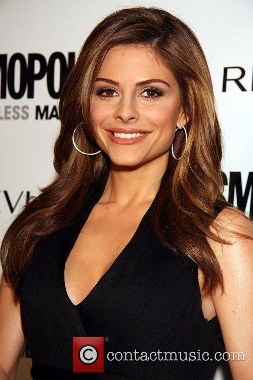 Maria Menounos and Fearless 3