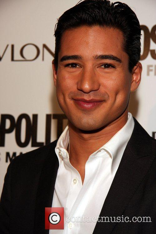 Mario Lopez and Fearless 2