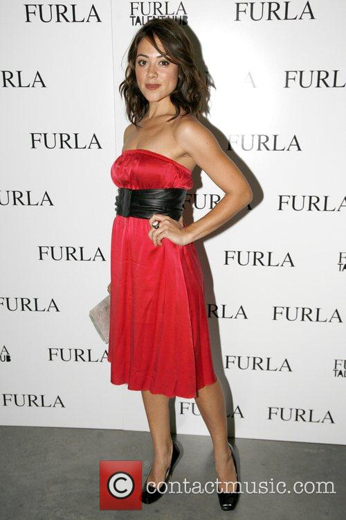 Camille Gutay Furla Talent Hub's 1st Anniversary Party...