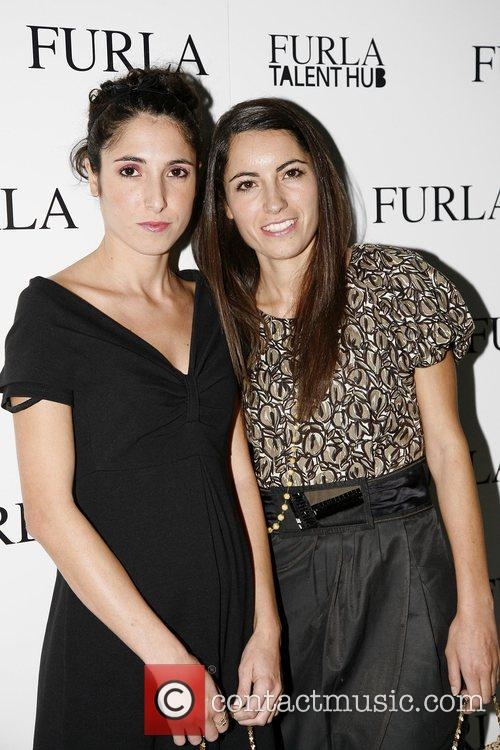 Guests Furla Talent Hub's 1st Anniversary Party at...