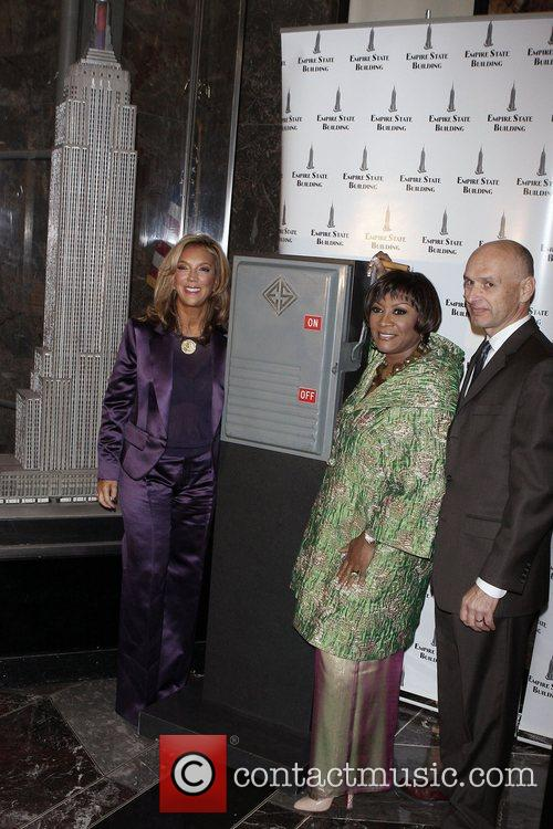 Denise Rich and Patti Labelle 8