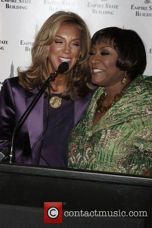 Denise Rich and Patti Labelle 2