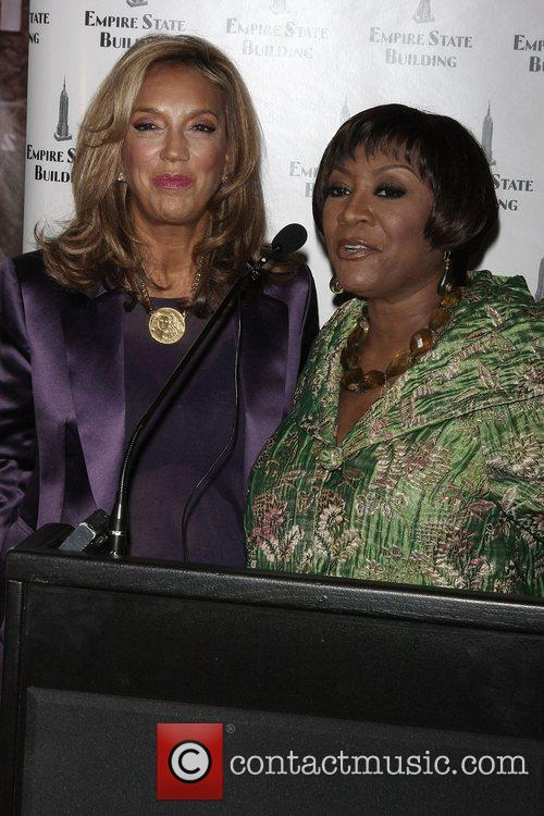 Denise Rich and Patti Labelle 4