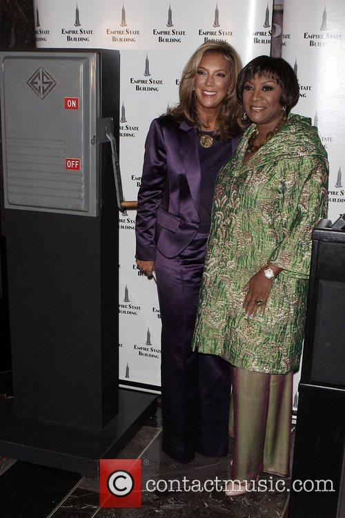 Denise Rich and Patti Labelle 1