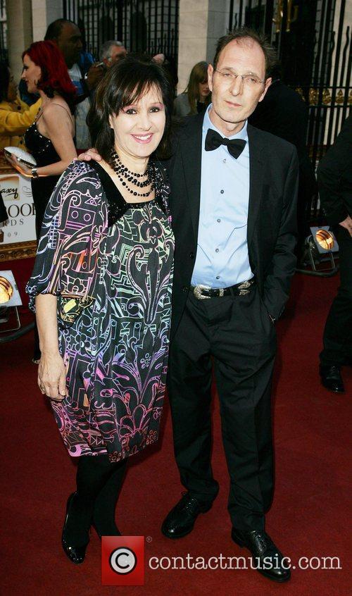 Arlene Phillips, Guest Galaxy British Book Awards held...