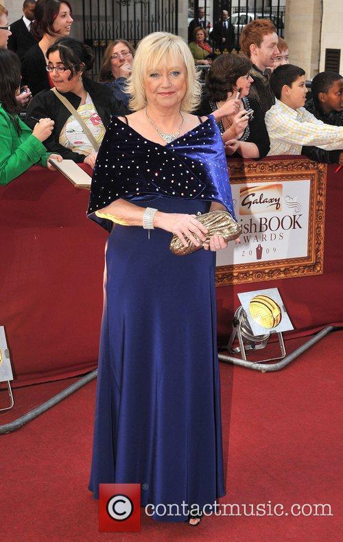 Judy Finnigan Galaxy British Book Awards held at...
