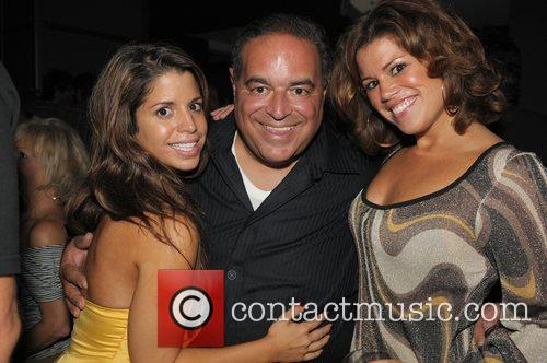 Joe Gannascoli and guests Dyna-Pep VIP launch party...
