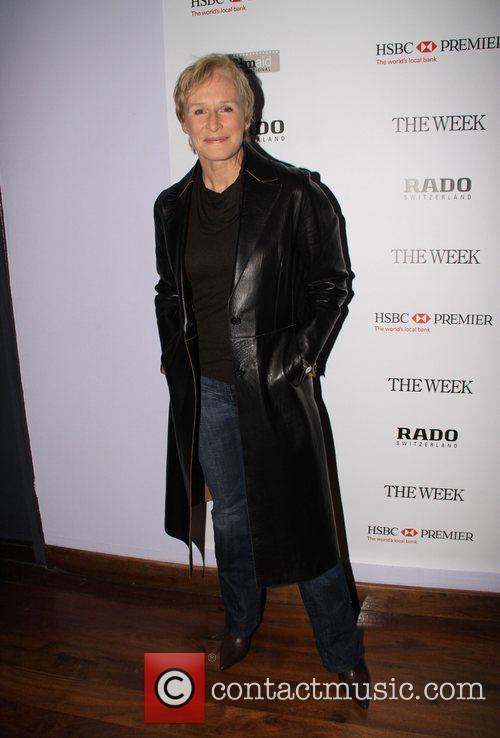 Glenn Close Screening of 'The World According To...