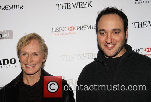 Glenn Close and Gregg Bello Screening of 'The...