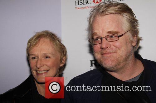 Glenn Close and Philip Seymour Hoffman Screening of...