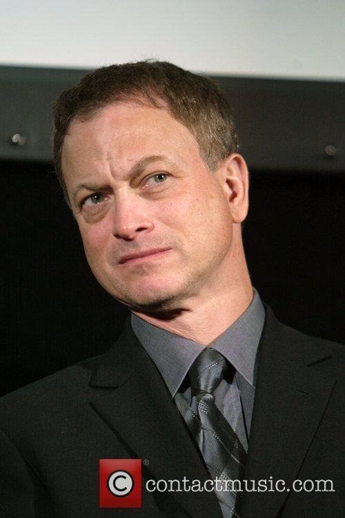 Executive Producer Gary Sinise 'Brothers at War' screening...