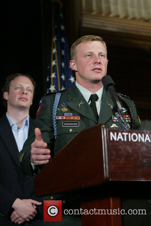 'Brothers at War' screening at the National Press...