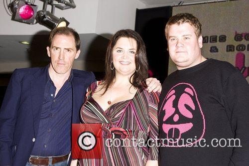 Rob Brydon, Ruth Jones and James Cordon 4