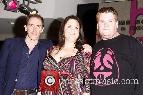 Rob Brydon, Ruth Jones and James Cordon 6