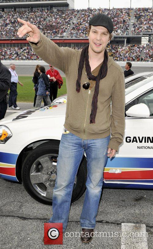 Gavin DeGraw makes an appearance prior to the...