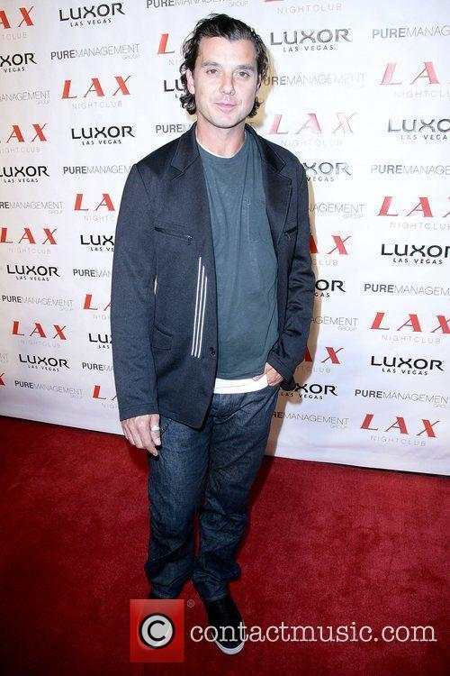 Gavin Rossdale performs at LAX Nightclub inside The...