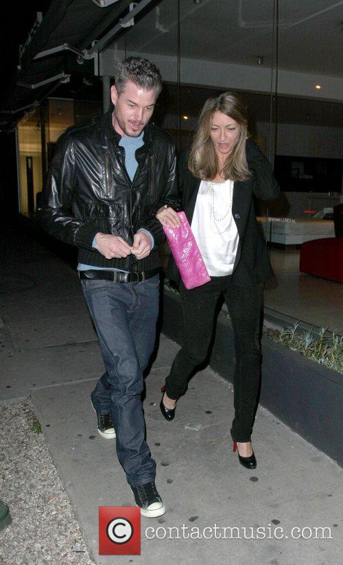 Eric Dane and Rebecca Gayheart 13