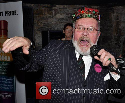 David Norris GCN Magazine's 21st Birthday Party at...