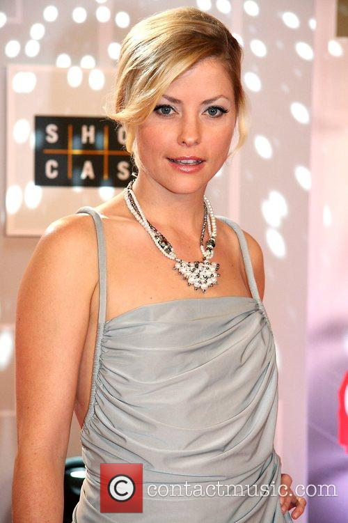 Amy Lalonde 23rd Annual Gemini Awards 2008 at...