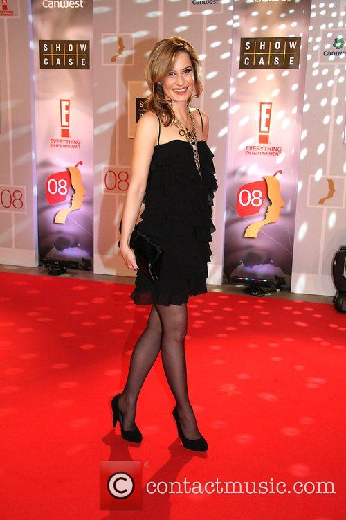 Camille Sullivan 23rd Annual Gemini Awards 2008 at...
