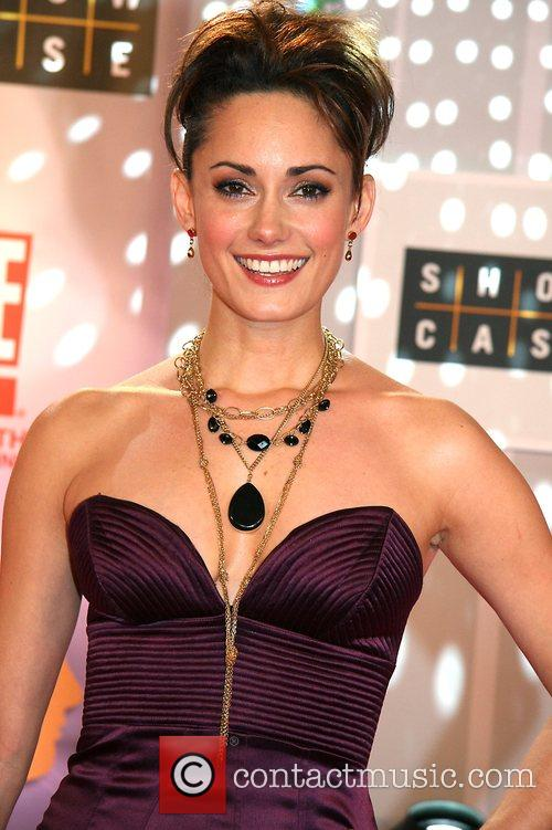Natalie Brown 23rd Annual Gemini Awards 2008 at...