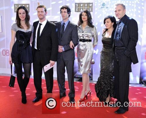 Cast of the Borders 23rd Annual Gemini Awards...
