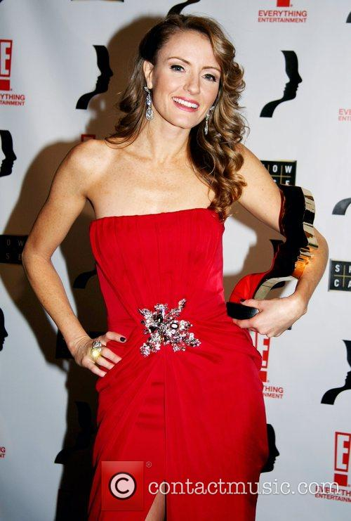Helene Joy, Winner of Best Dramatic Performance in...