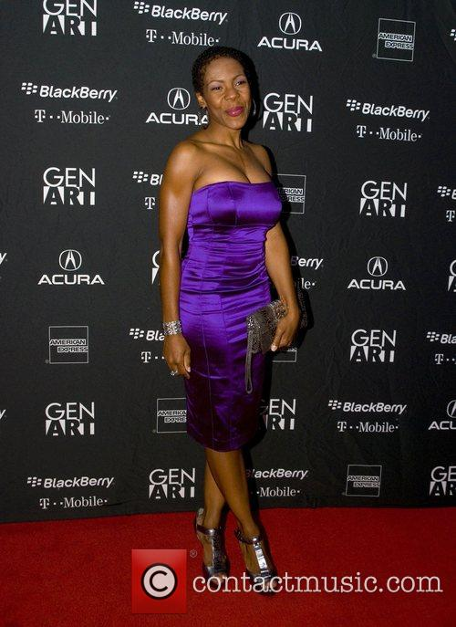 Andrea Kelly Gen Art's 6th Annual Fresh Faces...