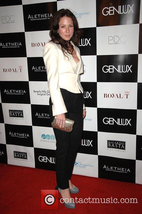 Lyn Collins Genlux Magazine's Brit week designer of...