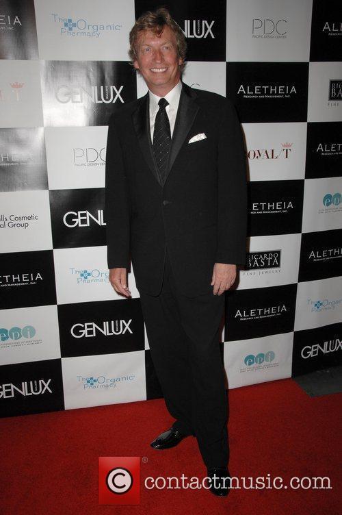 Nigel Lithgow Genlux Magazine's Brit week designer of...