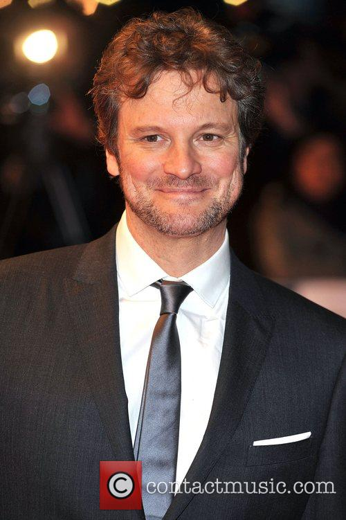 Colin Firth The Times BFI London Film Festival:...