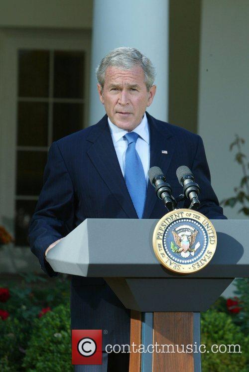 George W Bush 9