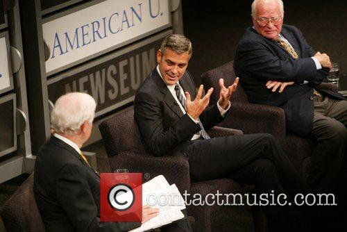 Nick Clooney and George Clooney 7