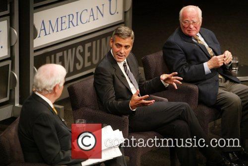 Nick Clooney and George Clooney 5