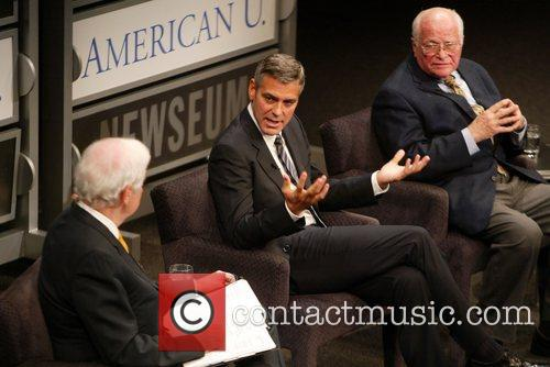 Nick Clooney and George Clooney 4