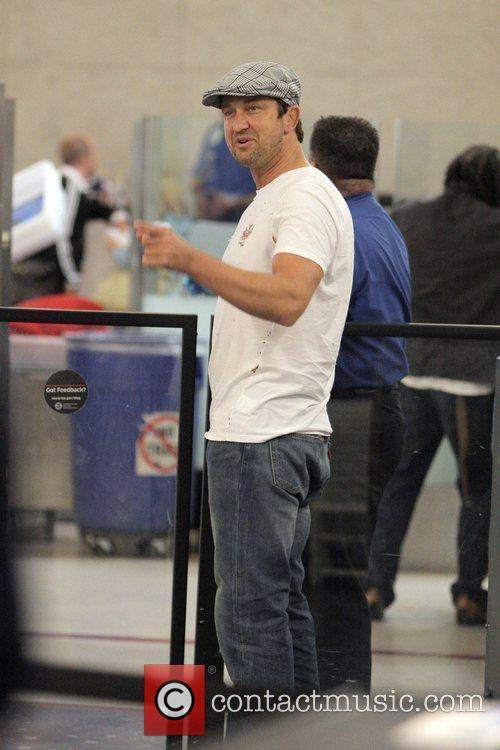Gerard Butler and The Departure 10