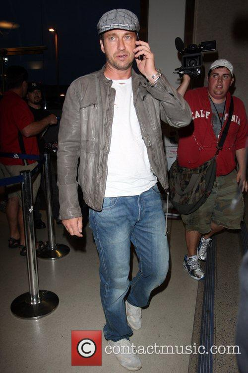 Gerard Butler and The Departure 26