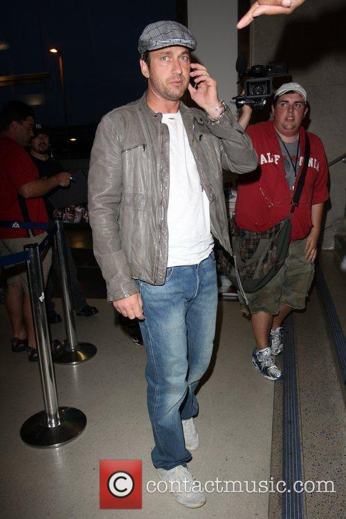 Gerard Butler and The Departure 39
