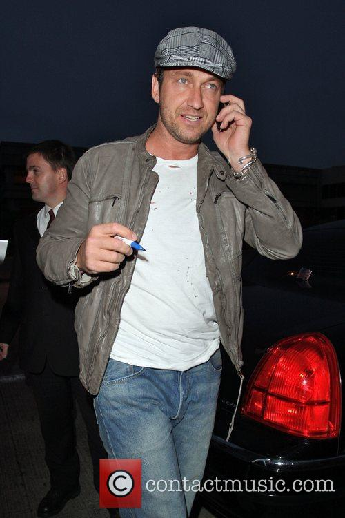 Gerard Butler and The Departure 36