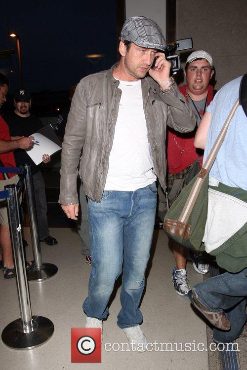 Gerard Butler and The Departure 29