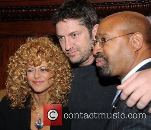 Gerard Butler and Mayor Michael Nutter Stars of...