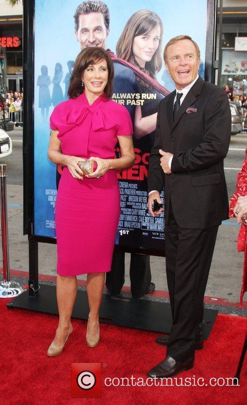 Anne Archer & Terry Jastrow arriving at the...