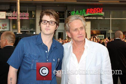 Michael Douglas' Son Cameron Released From Prison After 7 Years