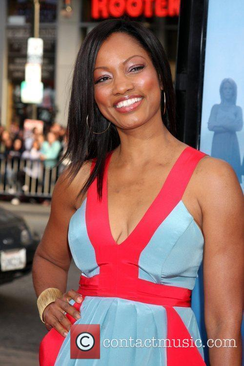 Garcelle Beauvais-Nilon arriving at the Ghost of Girlfriends...