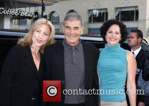 Robert Forster and guests arriving at the Ghost...