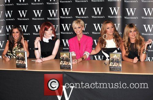 Cheryl Cole, Nadine Coyle, Nicola Roberts and Sarah Harding 2