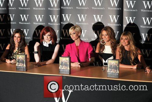 Cheryl Cole, Nadine Coyle, Nicola Roberts and Sarah Harding 3