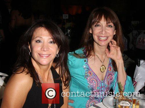 Cheri Oteri, Illeana Douglas 20th Annual GLAAD Media...