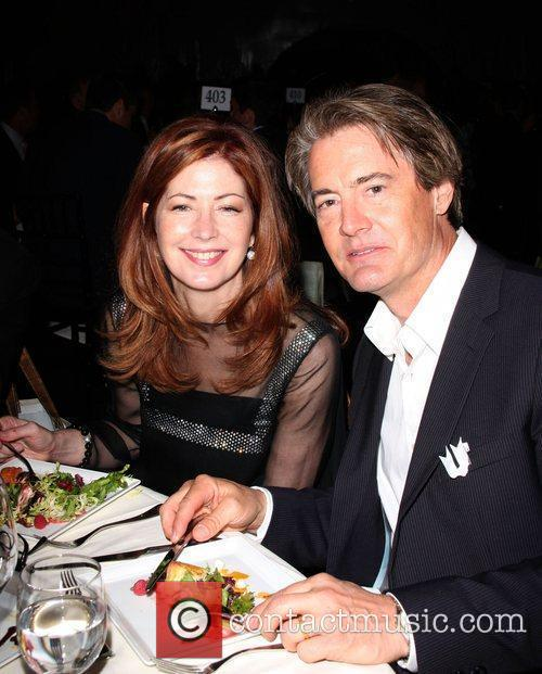 Dana Delany, Kyle MacLachlan 20th Annual GLAAD Media...